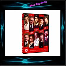 AND THEN THERE WERE NONE - BBC 3-PART MOVIE ADAPTION  * BRAND NEW DVD BOXSET**