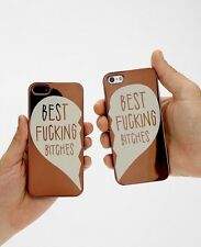 Urban Outfitters Besties Best Friends Iphone 5/5s Case Set Of 2 New In Package