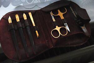 Pfelring Solingen vintage manicure set