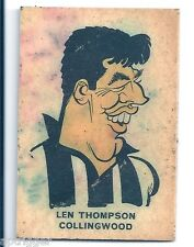 1968 Sun Valley Twisties Len THOMPSON Collingwood (You Will Receive) ##