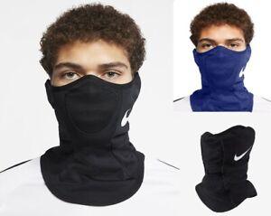 Nike Dri-Fit Snood Neck Warmer Mens Unisex Thermal Mask Football Scarf Sports
