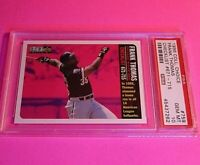 1996 Collector's Choice Frank Thomas #759,  PSA 10 GEM MINT HOF White Sox
