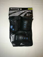 Ozone 500, Youth 3 Piece Protective Gear For Soccer, Skateboarding