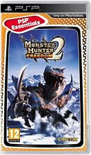 PSP -- Monster Hunter Freedom 2 -- Vers. Essentials -- NUOVO