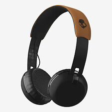 Skullcandy Grind Bluetooth Kopfb�gel Headset - schwarz/tan