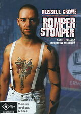Romper Stomper - Action / Drama / Crime / Australian - Russell Crowe - NEW DVD