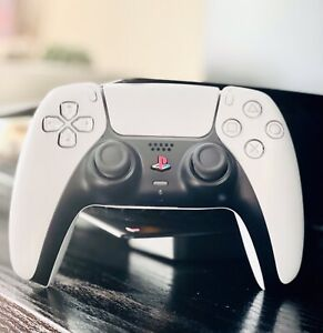 Sony PS5 Controller 'PS' Gloss adhesive Vinyl Precision cut Decal Colour Logo