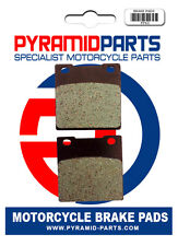 Kawasaki ZXR 750 R 89-92 Rear Brake Pads