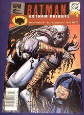 Batman: Gotham Knights 5 July 2000 9.4-9.6 Nm/Nm+ Dc Comics Dale Eaglesham art