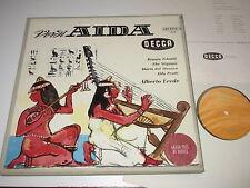 3 LP BOX/VERDI/AIDA/TEBALDI/STIGNANI/EREDE/Decca LXT 2735/37 +booklet
