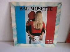 Le bal musette d' ONCLE SAM SYSTEM DISCO SD502