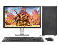 Gaming PC Desktop: Intel Core i5 3.8GHz/GTX 1060/128GB SSD/12GB RAM/1TB HDD/WiFi