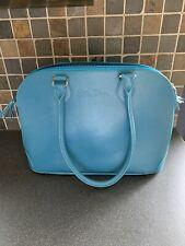 Steven Brown Blue Handbag