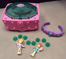 Polly Pocket Mini 2000 Emerald Garden JEWEL Fairies Bracciale Fiori