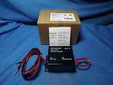 Kenwood KLF-2  Line Filter For Radio (Ham Etc.) ~~NEW IN BOX~~