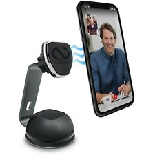 Naztech MagBuddy Universal Magnetic Desktop Cell Phone Mount, Hands-free calls