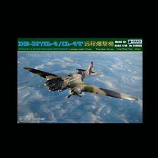 1/48 DB-3F / IL-4 / IL-4T Soviet Long-Range Bomber WWII Xuntong Model B48005