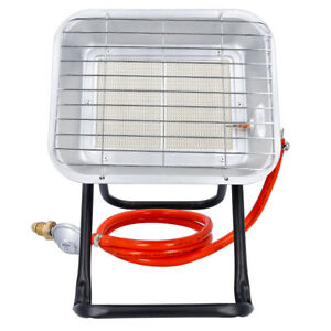 TOUGH MASTER Portable Self Standing LPG Propane Gas Outdoor/Patio Heater 4.5KW