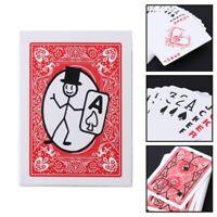 Cartoon Deck Animation Prediction Pack Playing Card Magic Prop Gimmick Tricks