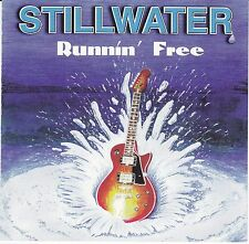 CD Stillwater Runnin 'Free/Southern Rock