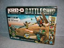 Land Defense 38953 Kre-O Alien Sniper Army 81 pcs Battleship Hasbro 2011 New