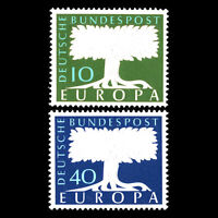 Germany 1970 - EUROPA Stamps - Sc 771/2 MNH