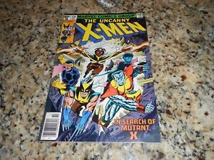 X MEN # 126 Newsstand  1st App PROTEUS 1979