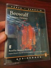 Poetry Audio Cassette Beowulf Seamus Heaney