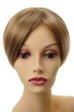 Toupet Haarteil Haarersatz Aufsatz Haarauffüller Clip-In Honig-Blond L008-16