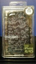 ODOYO DIGI CAMO  COLLECTION iPhone 4/4S Case w/screen protection film NEW SEALED
