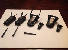 LEGO BATMAN MCDONALD'S BATMOBILE and BATBOAT lot FREE SHIPPING!