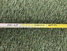 "Tour AD Graphite Design MT-7S Stiff Fairway Wood Shaft 42.25"" Taylormade Adapter"