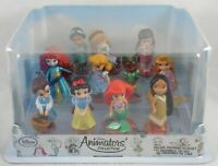 Disney Store Animators' Collection Deluxe PVC Figure Playset Figurine Play Set