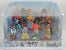 Disney Store Animators' Collection Deluxe PVC Figure Playset Figurine Play Set