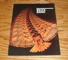 Original 1982 Buick Full Line Deluxe Sales Brochure 82 Riviera Electra LeSabre