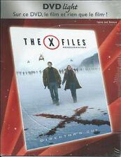DVD The X Files - Régénération - Le Film