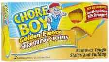 Chore Boy Golden Fleece Scrubbing Cloths 6-2pk 30316