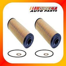 Oil Filter 2pc Mercedes-Benz OE#1041800109 300CE,SE,E,SL,TE,C220,C230,S320,SL320