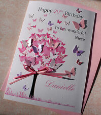 Personalised Card Mother Grandmother Mum Mother's Day Nan 35th 45th 55th 65th