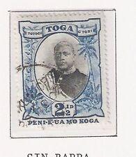 Tonga: Scott N° 42A, used, not bar, good error. TG056