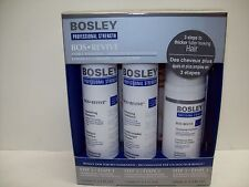 Bosley Bos Revive Starter Pack for Visibly Thinning Non Color-Treated Hair