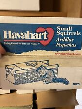 Havahart Live Cage Animal Trap Small Rodent