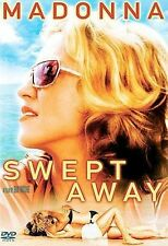 Swept Away (DVD, 2003)   Madonna in a Guy Ritchie Film      [BRAND NEW SEALED]