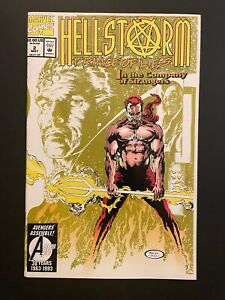 Hellstorm: Prince of Lies #2 1993 High Grade 9.4 Marvel Comic Book D19-35