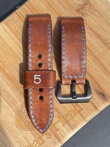 Genuine Leather Panerai Custom strap.