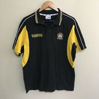 Richmond Tigers AFL Football Polo Shirt Adult Mens Medium