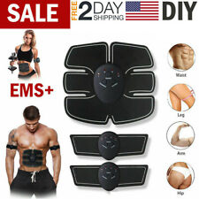 Electric Muscle Toner Machine ABS Toning Belt Simulation Fat Burner Belly Shaper