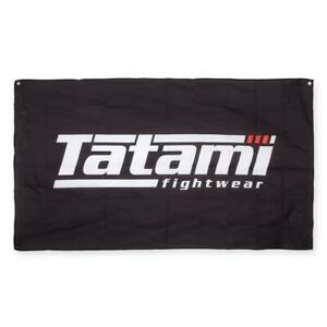 Tatami Fightwear BJJ Flag Brazilian Jiu-Jitsu MMA Gym Banner