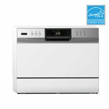 CDW-6831WES Whynter Energy Star Countertop Portable Dishwasher