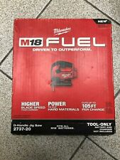 NEW FACTORY SEALED Milwaukee 2737-20 M18 FUEL D-Handle Jig Saw FREE SHIPPING!!